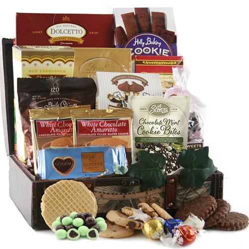 Chocolate Treasures Chocolate Gift Basket