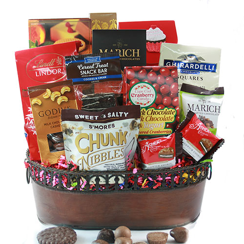 Over the Top Chocolate! Chocolate Gift