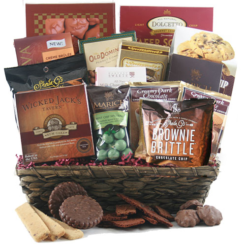 Chocolate Passion Chocolate Gift Basket