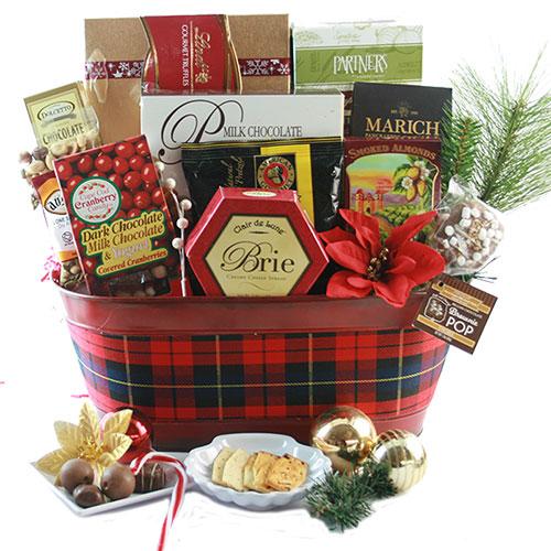 Christmas Gourmet Special Christmas Basket