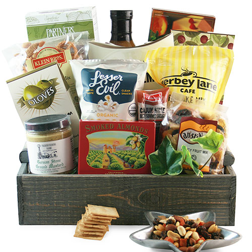 Classic Gourmet Gift Basket