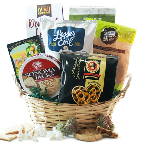 Classic Snack Snack Gift Basket