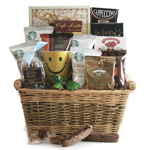 Coffee Combo Coffee Gift Basket