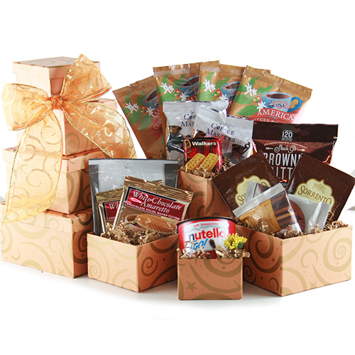 Coffee Retreat Coffee Gift Basket