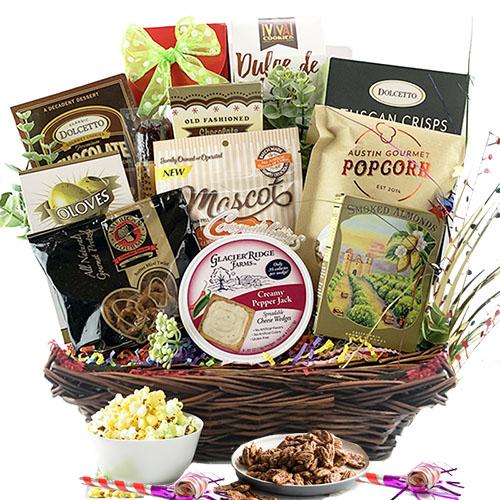 Congrats! Congratulations Gift Basket