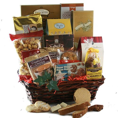 Sweet Cookie Dreams Cookie Gift Basket