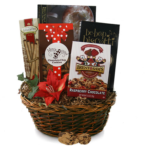 Cookie Madness Cookie Gift Basket