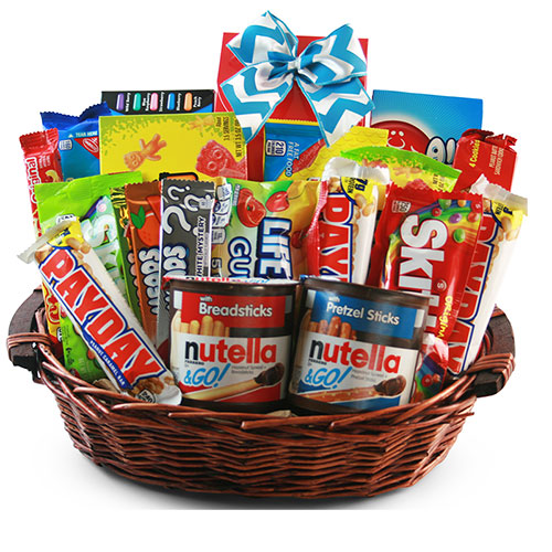 Craving Killer Chocolate Gift Basket