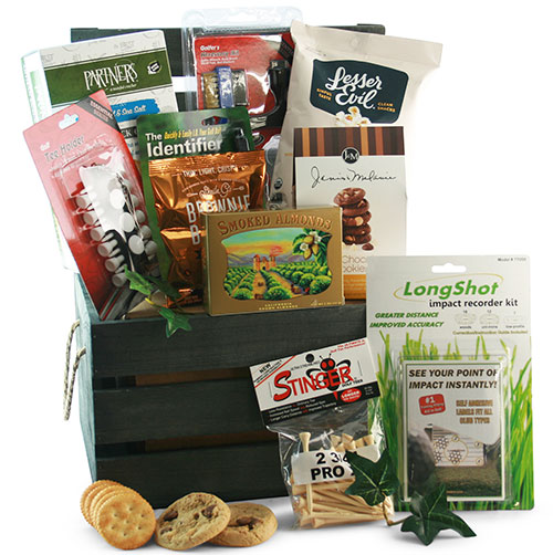 Cuisine on the Green Golf Gift Baskets