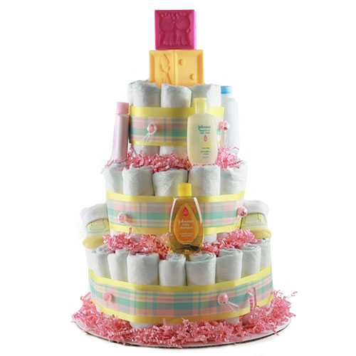 Diaper Cakes Cupcake Diaper Cake Design It Yourself
