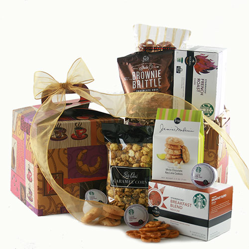 Dad is Great Coffee Gift Basket