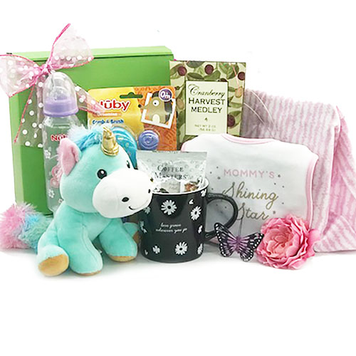 Daughters are Special Baby Gift Basket