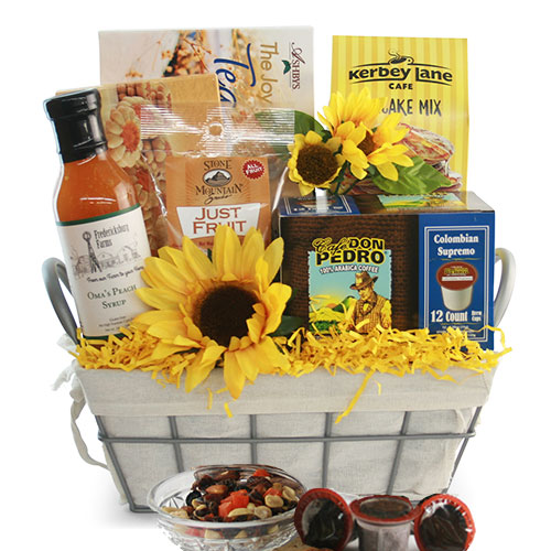 Day Break K Cup Coffee Gift Basket