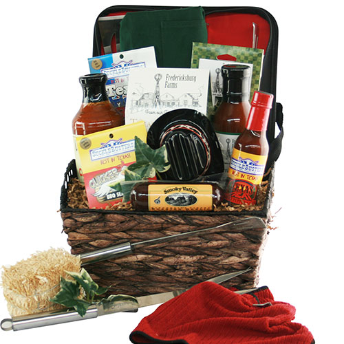 Dressed to Grill Grilling Gift Basket
