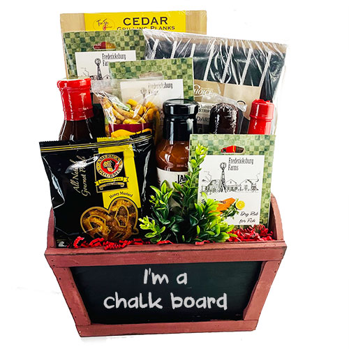 Dressed to Grill Grilling Gift Basket OUT OF STOCK
