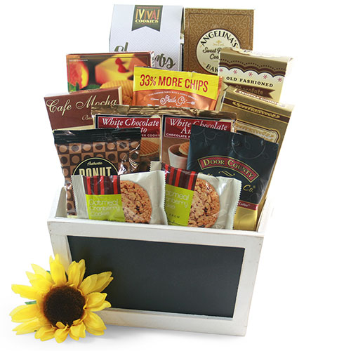 Executive Sweet Chocolate Gift Basket