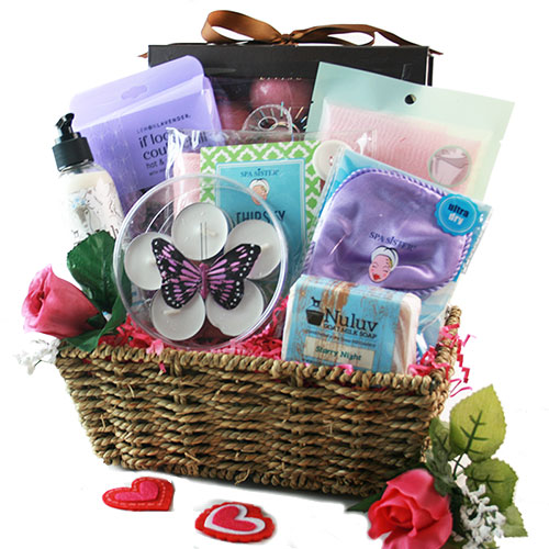 Expressions of Love Valentines Gift Basket