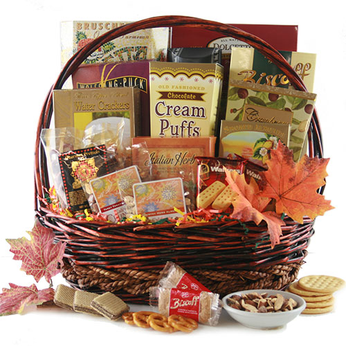 Fall Classics Fall Gift Basket