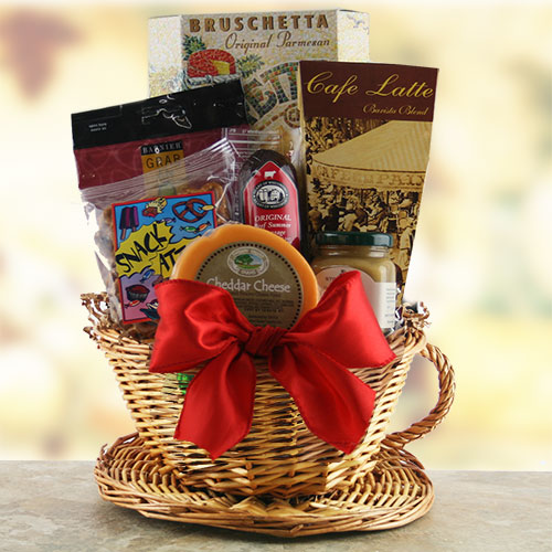 Father Knows Best Fathers Day Gift Basket