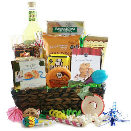 Fiesta Margarita Gift Basket