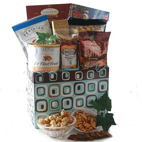 For All You Do Appreciation Gift Basket