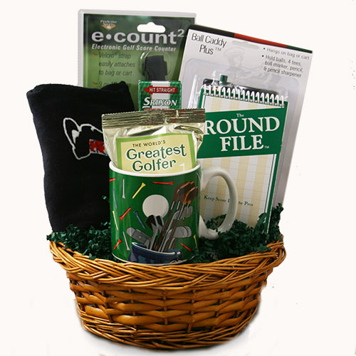 Fore Him Fathers Day Golf Gift