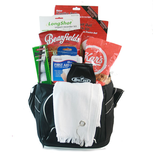 Fore The Love of Golf Birthday Gift Basket