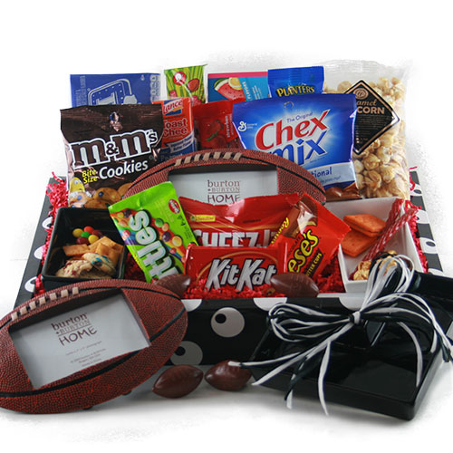 Game Day Goodness Sports Gift Basket