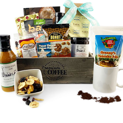 Gluten Free Goodness Gift Basket