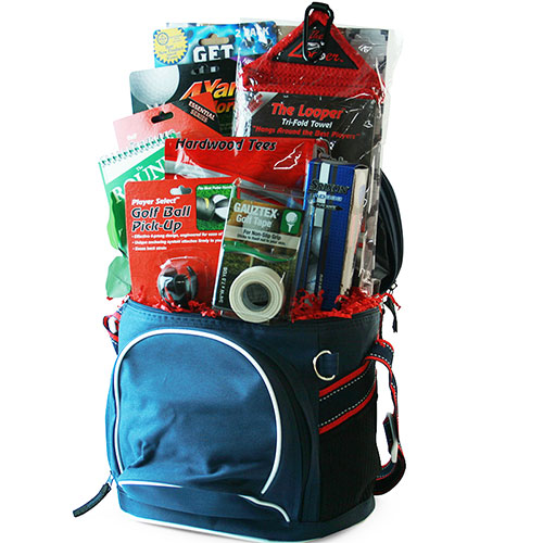Golf is My Bag Golf Gift Basket