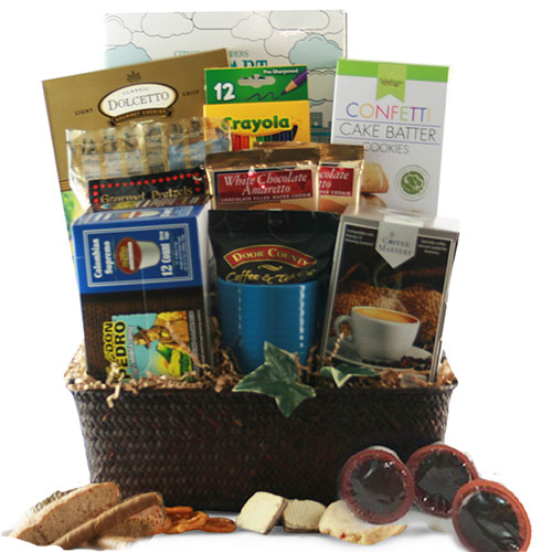 Good to the Last K Cup K Cup Gift Basket