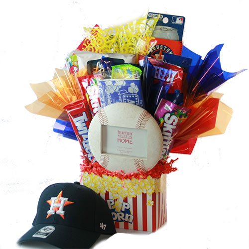 Go Stros! Astros Gift Basket