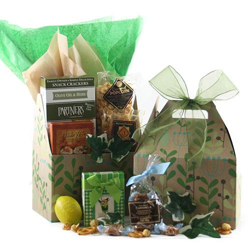 Gourmet Getaway Gourmet Gift Basket