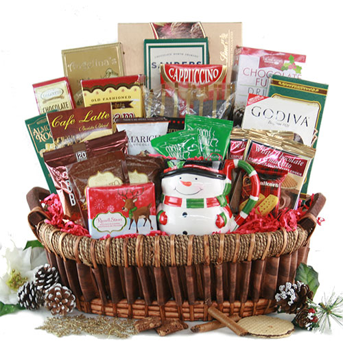 Grand Gourmet Christmas Christmas Basket OUT OF STOCK