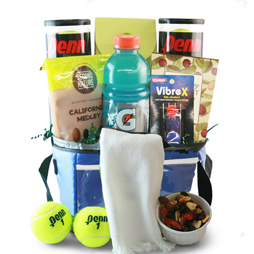 The Grand Slam Tennis Gift Basket