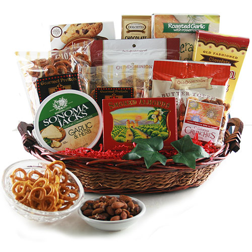 Great Boss Bosses Day Gift Basket