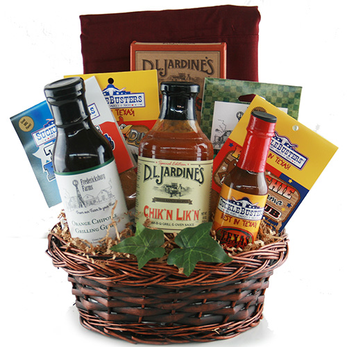 The Grill Guru Grilling Gift Basket