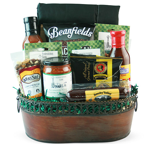 BBQ Gift Baskets: The Grilling Gourmet
