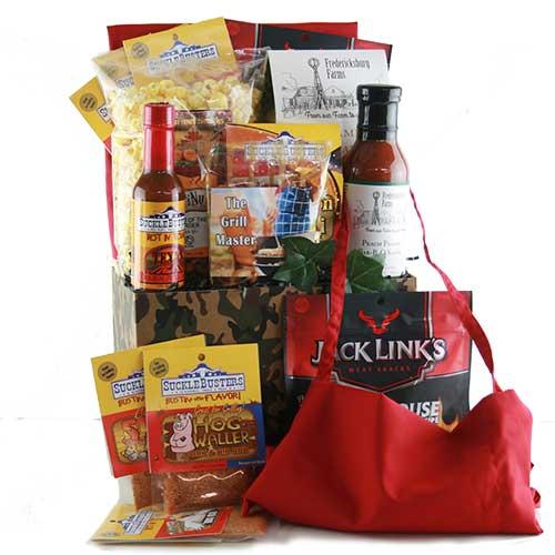 Grill Sergant Grilling Gift Basket
