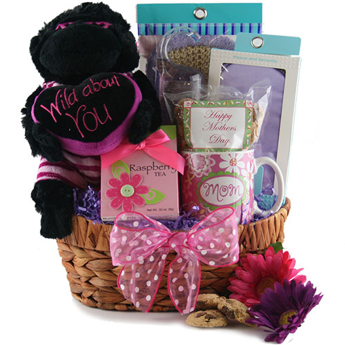 Happy Mothers Day Mothers Day Gift Basket