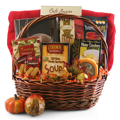 Autumn Splendor Fall Gift Basket