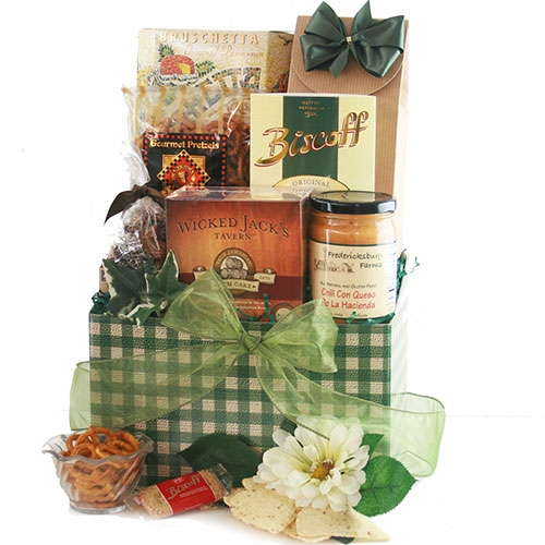 Healing Remedies Sympathy Gift Basket