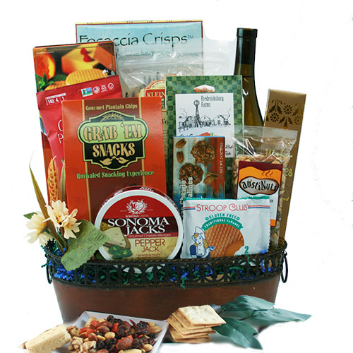 Heart of Texas Wine Country Gift Basket