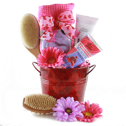 Heavenly Scents Spa Gift Basket