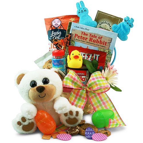 Hippity Hoppity Easter Gift Basket OUT OF STOCK