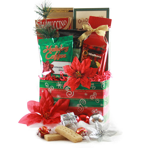 Holiday Decadence Holiday Gift Basket