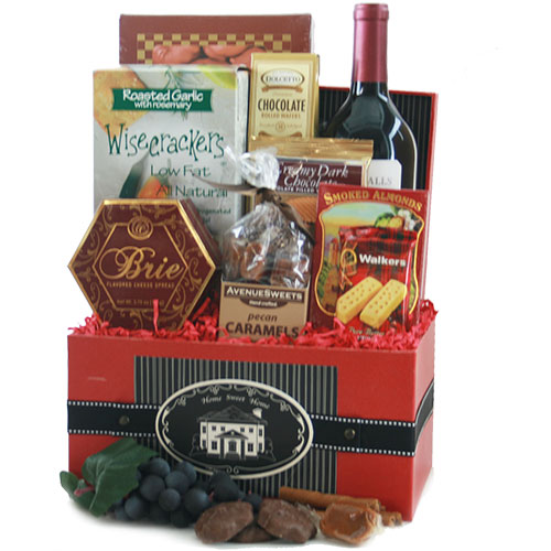 No Place Like Home Gourmet Gift Basket