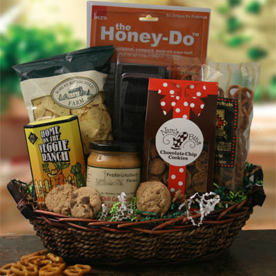 Honey Do Tool Gift Basket