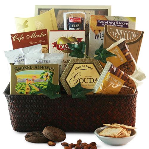 Welcome Home Housewarming Basket