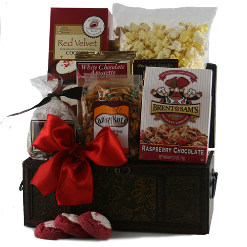Incredible Delight Snack Gift Basket